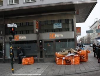 Butik, Electrolux Homebutik - 9